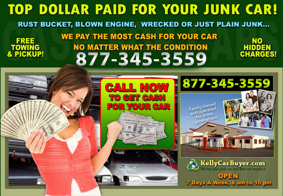 Cash For Junk Cars Missouri - Junk Car Missouri
